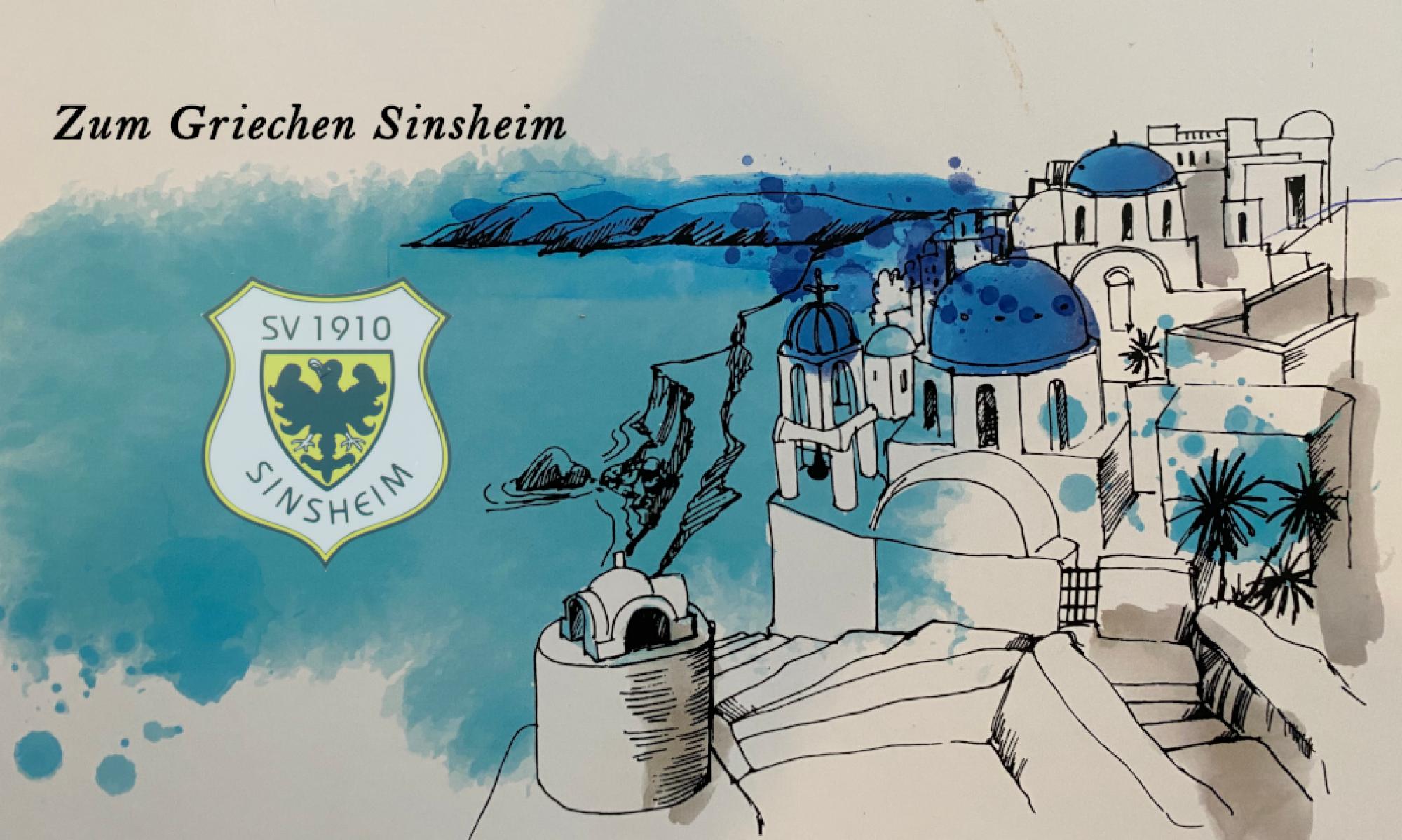 Zum Griechen Sinsheim